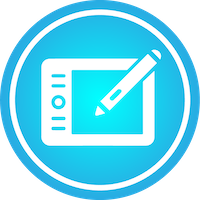 icoon beeldbewerking